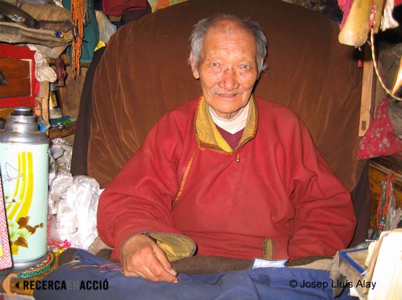 Lama Tenzin Wangdrak