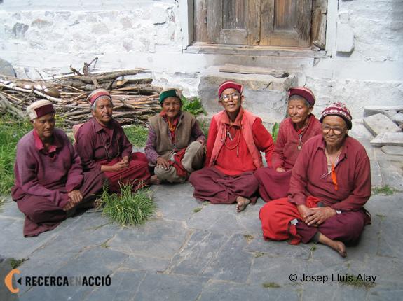 Monges del Tibet
